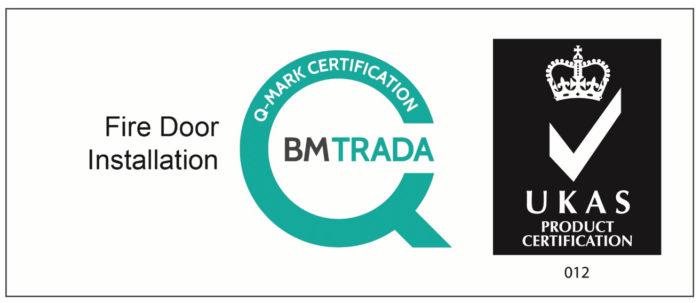 BM TRADA Q-MARK Certification for Fire Doors Install